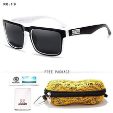 Load image into Gallery viewer, Timeless Omnisex Polarized Steampunk Goggles with Skull Peanut Case-vibes.berlin-C19-SKULL ZIPPER CASE-vibes.berlin