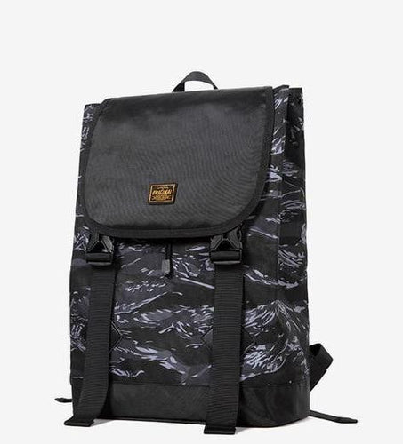 Camouflage Omnisex Backpack - vibes.berlin