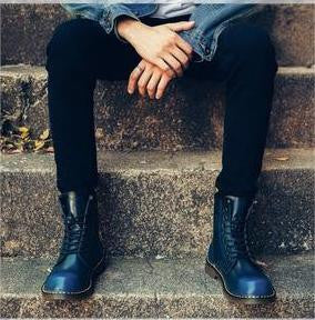 Genuine Leather Hipster Boots-vancat-vibes.berlin-vibes.berlin