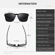 Load image into Gallery viewer, Omnisex-Fit Design Polarized Sunglasses - vibes.berlin