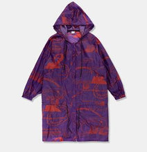 Load image into Gallery viewer, Omnisex Trench Raincoat-inflation-vibes.berlin-purple-M-vibes.berlin