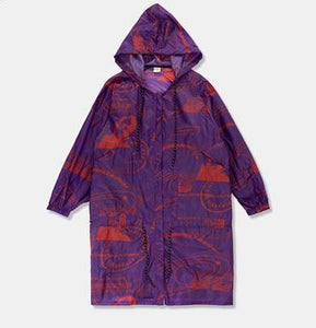 Omnisex Trench Raincoat-inflation-vibes.berlin-purple-M-vibes.berlin
