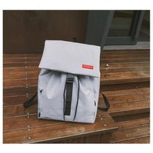 Load image into Gallery viewer, Urban Folded Hipster Backpack - vibes.berlin