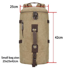 Load image into Gallery viewer, Large Capacity Omnisex Urban Hipster Backpack