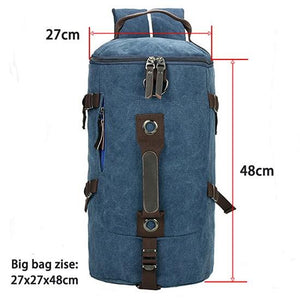 Large Capacity Omnisex Urban Hipster Backpack