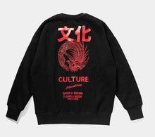 Load image into Gallery viewer, Printed Omnisex Culture Sweatshirt