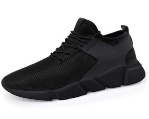 Athleisure Omnisex Flywire Sneakers-vibes.berlin-all black-38-vibes.berlin