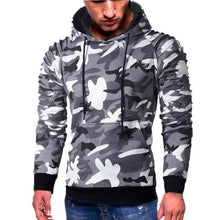 Load image into Gallery viewer, Camouflage Omnisex No Name Hoodie - vibes.berlin