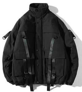 Winter Omnisex Bomber Jacket