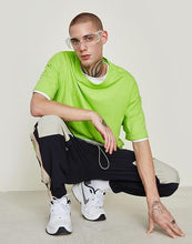 Load image into Gallery viewer, Candy Colour Oversized Omnisex T-Shirt - vibes.berlin