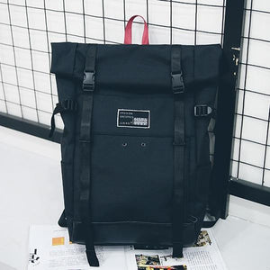 Streetwear Athleisure Backpack - vibesberlin1