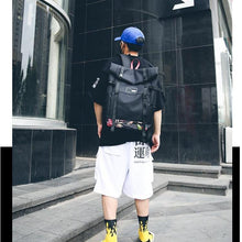 Load image into Gallery viewer, Streetwear Athleisure Backpack - vibesberlin1