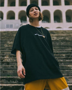 Oversize Omnisex T-Shirt Not Supreme - vibes.berlin
