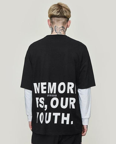 Memories, Our Youth Omnisex T-Shirt