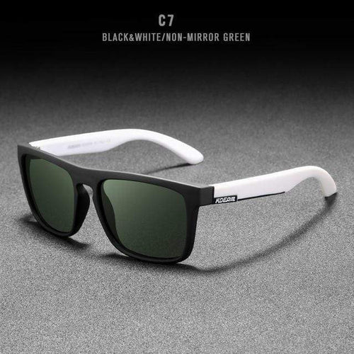 Trendy Polarized Photochromic Sunglasses UV400 Protection - vibes.berlin