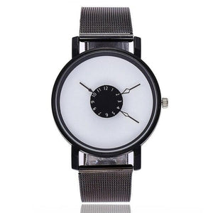 Minimalist Confidence Quartz Watch - vibesberlin1