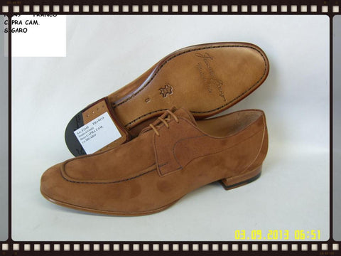 Woody Wilson Shoes/ CoCo Suede