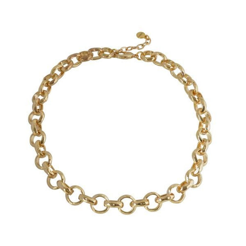 Vidda Chaine Necklace Gold