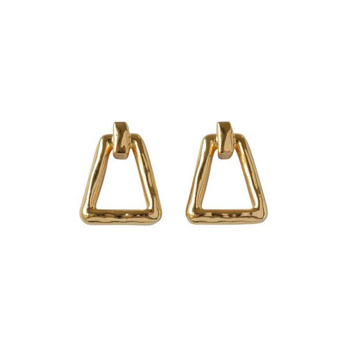 Vidda Lily Earring Gold