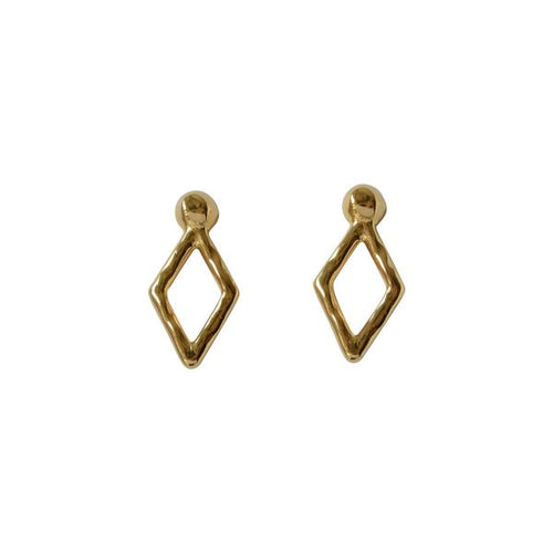 Vidda Iceland Earring Gold