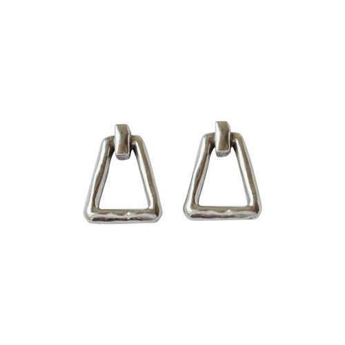 Vidda Lily Earring Silver