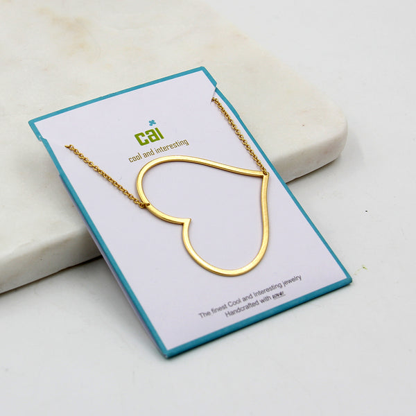 CAI Heart Necklace