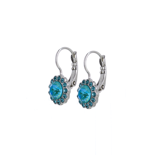 Mariana Tranquil Leverback Earrings 1133