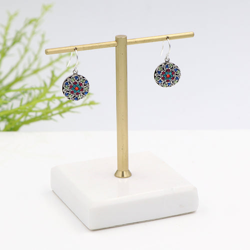 Firefly Rosa Earrings Multi