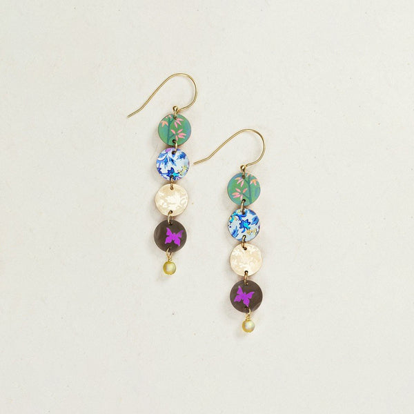 Holly Yashi Echo Earrings