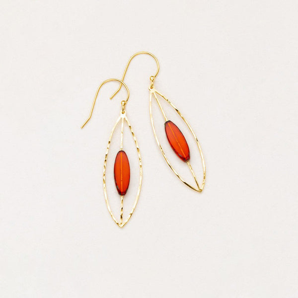 Holly Yashi Sasha Small Hoop Earrings