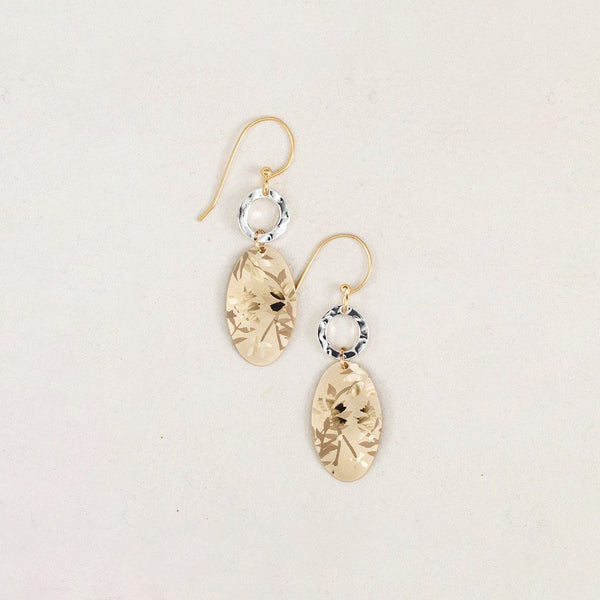 Holly Yashi Wild Rose Earrings