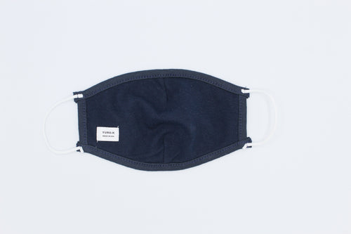Kids Face Mask - Navy
