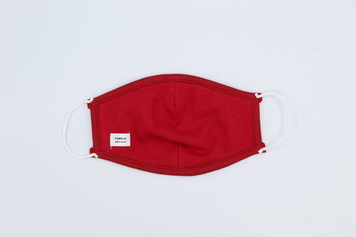Kids Face Mask - Red