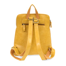 Joy Susan Julia Backpack Dijon