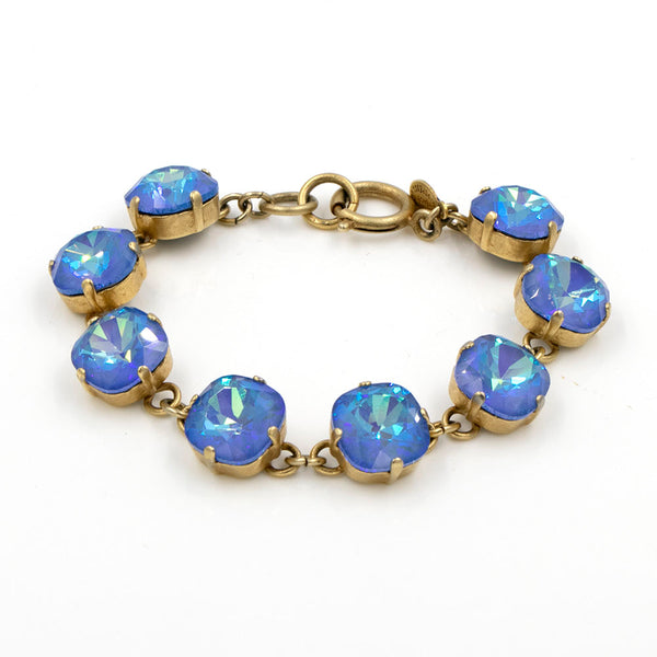 La Vie Parisienne Air Blue Opal Bracelet in Gold
