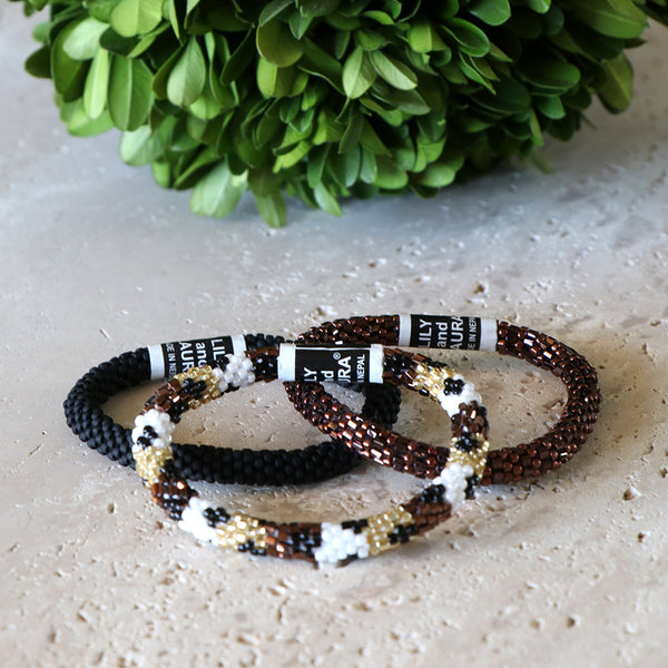 Lily & Laura Wild Thing Bracelet Set