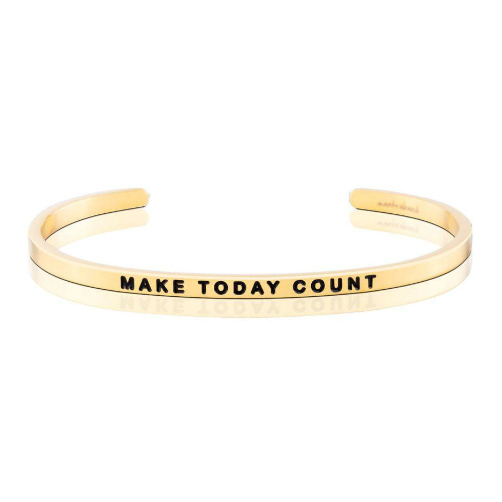 Mantra Band Make Today Count ... Gold