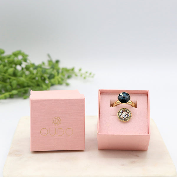 Qudo After Midnight Ring Gift Set