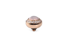 Qudo Rose Gold 10mm Tondo Deluxe top