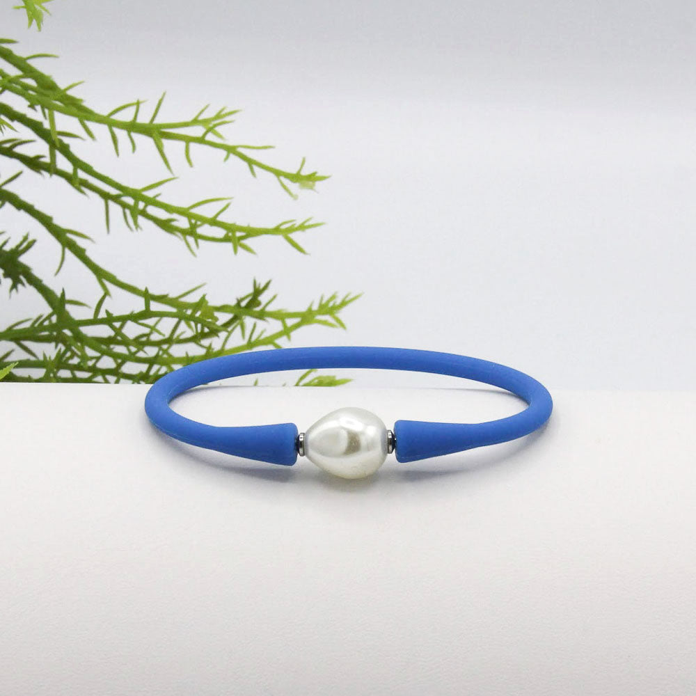 Savannah Silicone Bracelet Royal
