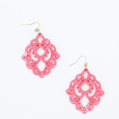 Zenzi Scroll Earring - Bold
