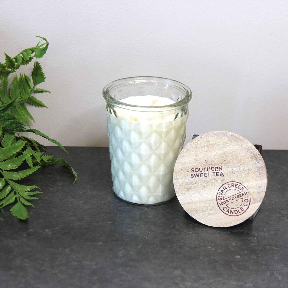 Swan Creek Timeless Candle Southern Sweet Tea