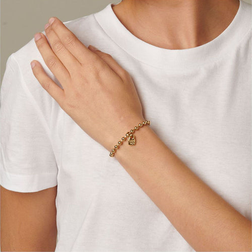Unode50 Emotions Bracelet Gold
