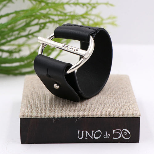Unode50 Watt's Up Bracelet Black