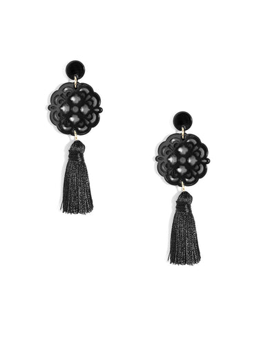 Zenzi Allure Earring - Neutral