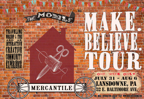 The Mobile Mercantile visits Lansdowne, PA