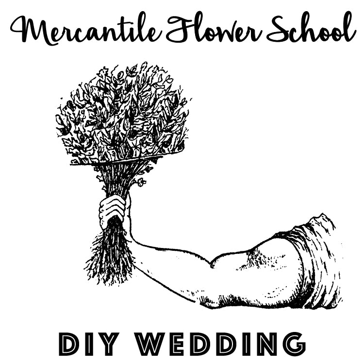 Flower School: DIY Wedding (May 17)