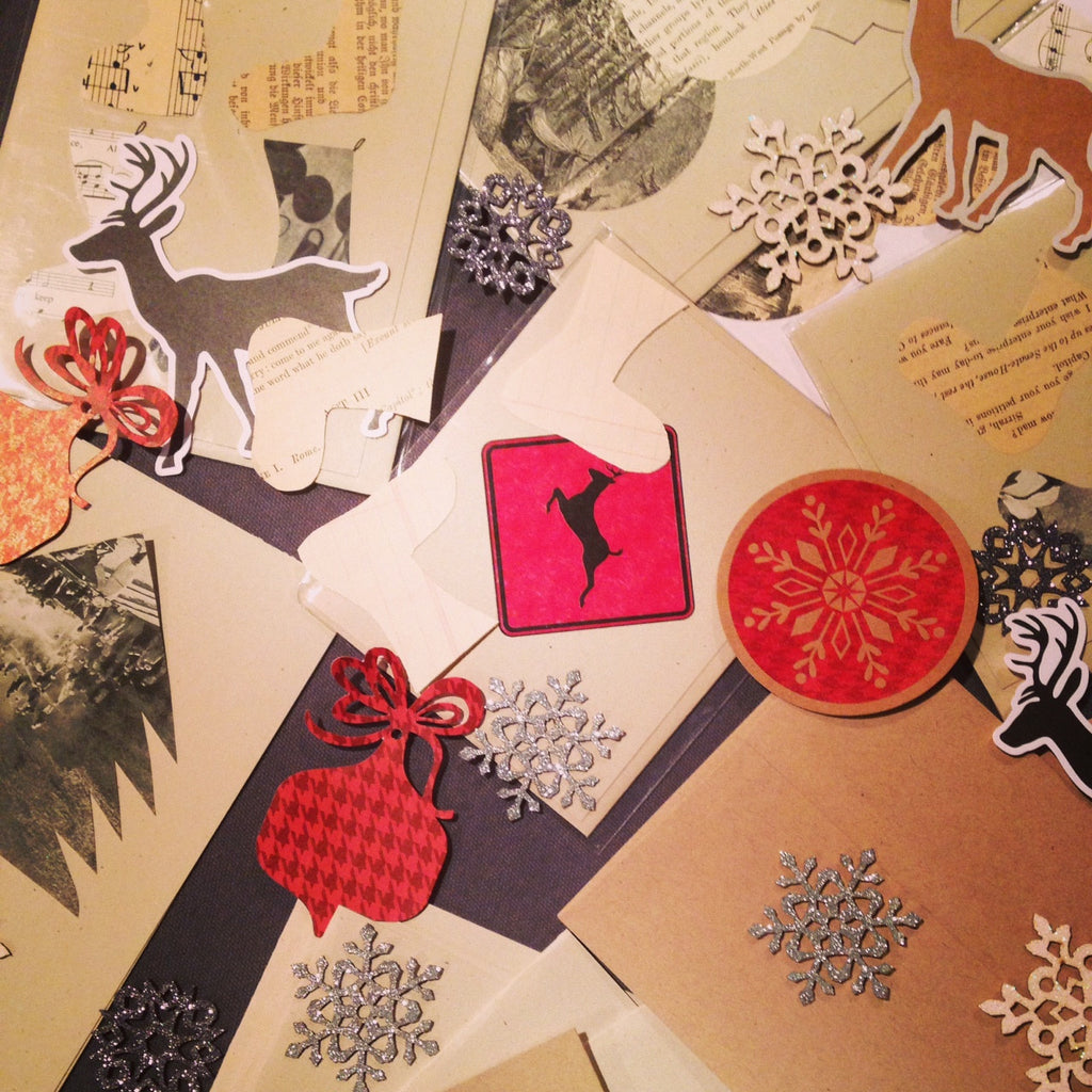 Mercantile Home Ec Class: Holiday Card Workshop (November 24)