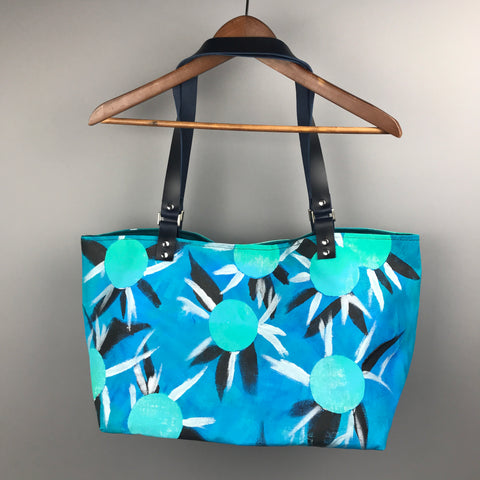 Hand Painted Big Bag (#1)