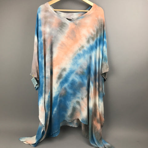 Hand-Dyed Caftan (Short)